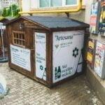 Artesana deschide primul său centru de colectare a ambalajelor din sticlă